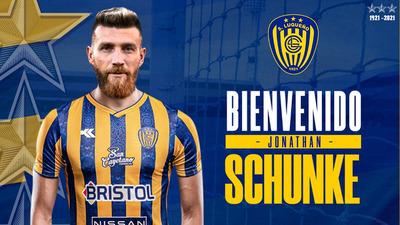 Luqueño anuncia el fichaje de Jonathan Schunke