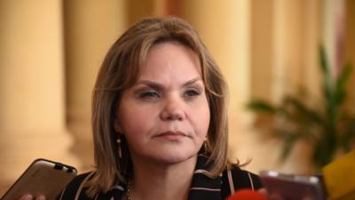 Lilian Samaniego responde a críticas de Honor Colorado