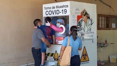 El Covid-19 se cobra la vida de otras 106 personas en Paraguay