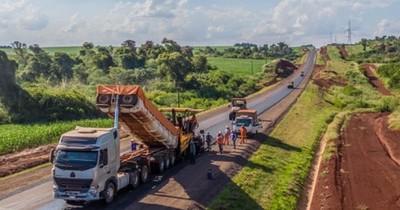 La Nación / Obras del Corredor de Exportación cuentan 90% de avance físico