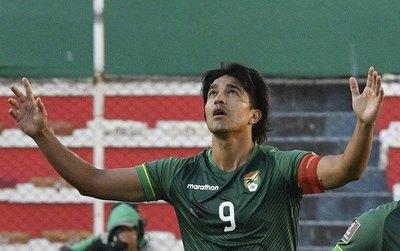 Bolivia recupera a Marcelo Moreno, su estrella y goleador, para enfrentar a Uruguay