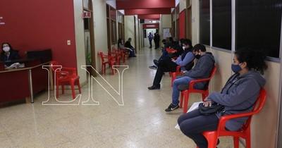 La Nación / Feria de empleo de la ANR ofrece 30 cupos y va hasta mañana