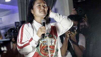 Fujimori pide revisar listas de electores