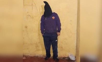 Procesan a supuesto ladrón capturado en flagrancia