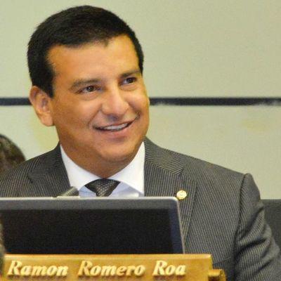 Diputado Romero Roa  muere tras complicaciones por COVID-19