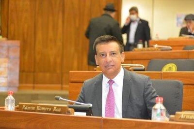 Fallece el diputado Ramón Romero Roa
