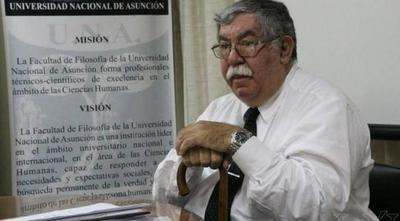 Facultad de Filosofía UNA cierra sus puertas a alumnos de Caacupé – Prensa 5