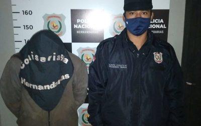 Ratero es perseguido y aprehendido por su propia víctima, en Hernandarias – Diario TNPRESS