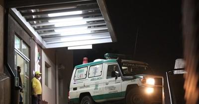 La Nación / Delincuentes balean a un hombre en una estación de servicios de Capiatá
