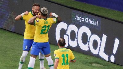 Brasil quiere prolongar la racha imparable