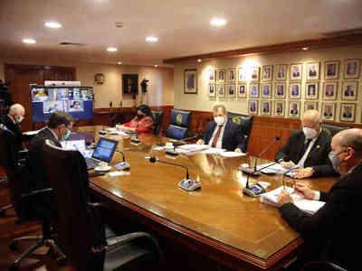 Ministros, preocupados por la falta de seguridad en los tribunales