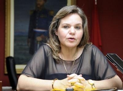 Lilian Samaniego responde a HC: 'La democracia no es cuando a ellos les parece nomás'