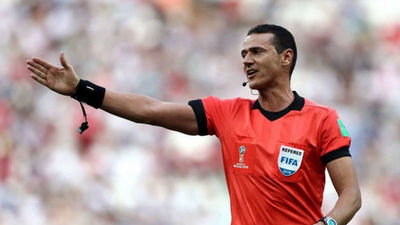 Wilmar Roldán pitará Chile vs. Paraguay