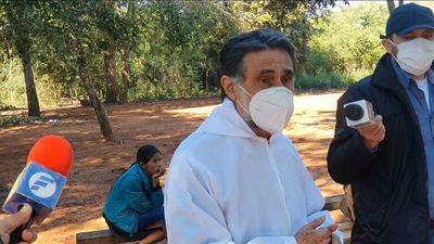Buscan medicamentos para el pa'i Pablito, afectado por el Covid-19