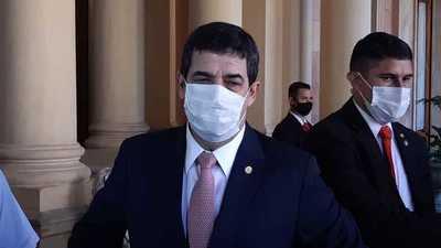 Velázquez niega injerencia del Ejecutivo en elección de la Presidencia del Senado
