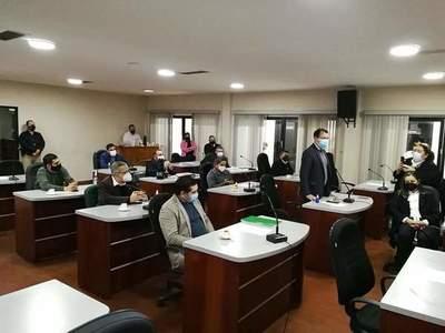 Mientras en Alto Paraná piden obras, la Junta aprobó ajustado presupuesto 2022