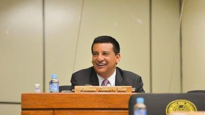 Diputados decreta tres días de duelo por la muerte de Romero Roa
