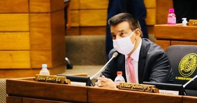 """La Nación / """"Una gran pérdida para el Legislativo"""", diputados lamentan deceso de Romero Roa"""