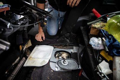 El parque automotor venezolano, la última víctima de la crisis petrolera
