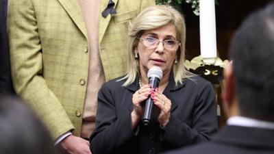 'Votos se liberan' en PLRA cuando no hay consenso, afirma senadora Alvarenga