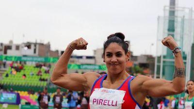 Camila Pirelli estará en los Juegos Olímpicos de Tokio