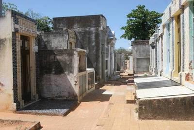 Atraparon a malviviente que profanó decenas de urnas funerarias en Capiatá