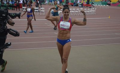 Camilla Pirelli representará a Paraguay en los Juegos Olímpicos