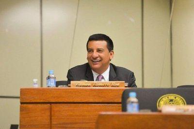 Diputados decreta tres días de duelo por la muerte de Ramón Romero Roa