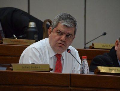 Riera sostiene que HC fracasó en su intento de copar el Senado · Radio Monumental 1080 AM