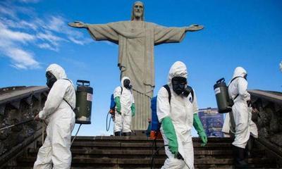 Descubren una nueva variante del coronavirus en Río de Janeiro