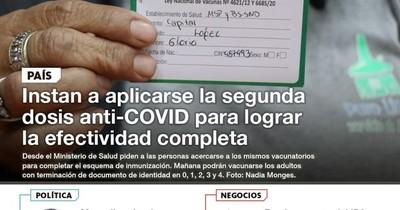 La Nación / LN PM: Las noticias más relevantes de la siesta del 23 de junio