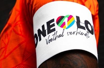 Sigue la polémica: Capitán de Países Bajos portará brazalete LGBTIQ+
