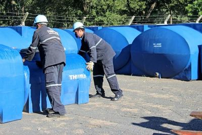 Tanques plásticos, opción válida para almacenar y transportar los líquidos