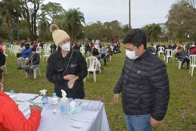 Más beneficiarios de Tekoporā en el distrito de Yguazú