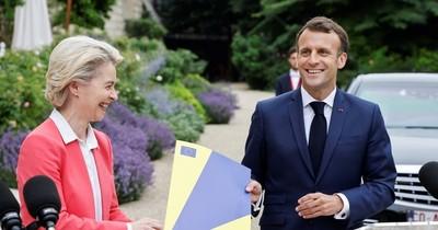 La Nación / La UE aprueba plan de recuperación francés pos-COVID por US$ 119.000 millones