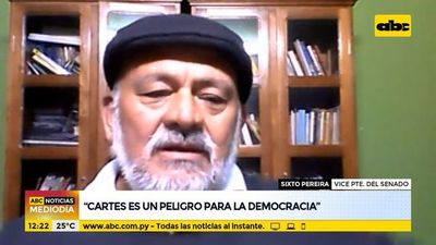 """""""Cartes es un peligro para la democracia"""""""