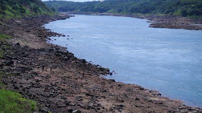 Sancionan ley de emergencia en navegación de los ríos por sequía