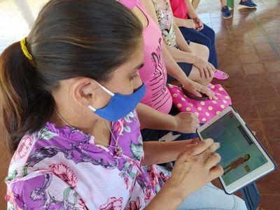 Tecnología y mujeres en contexto de pandemia