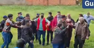 Tras incidentes del domingo, ANR anula elecciones en el distrito de Félix Pérez Cardozo