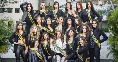 Miss Grand Paraguay dice ¡basta! a la violencia