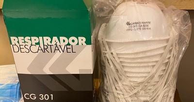 La Nación / Tapabocas de oro: Tribunal de Apelación rechazó chicana de acusado