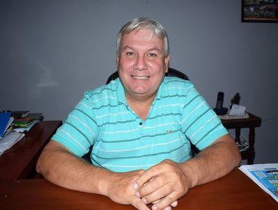 Intendente de Iturbe presentó su renuncia para buscar nueva reelección