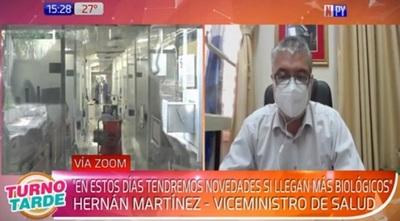 Confirman disminución de pedidos de ingreso a terapia intensiva