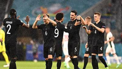Alemania consigue sufrido empate y clasifica a octavos