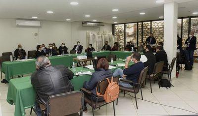 Mañana sigue taller de trabajadores del sector energía sobre Itaipú 2023