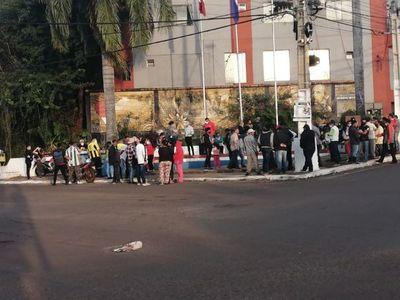 Narco perdió internas de Presidente Franco y pide nulidad de elecciones