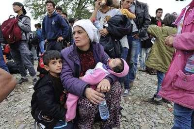 Miremos al extranjero, la viuda y el huérfano