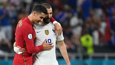 Portugal y Francia, con grandes emociones, avanzan a octavos