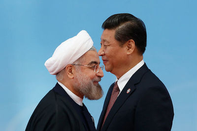 China e Irán: El todo es mucho más que la suma de las partes