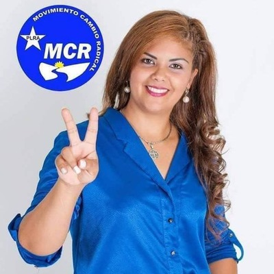 """Concejal María Portillo """"FESTEJO"""" la muerte del diputado ROMERO ROA"""